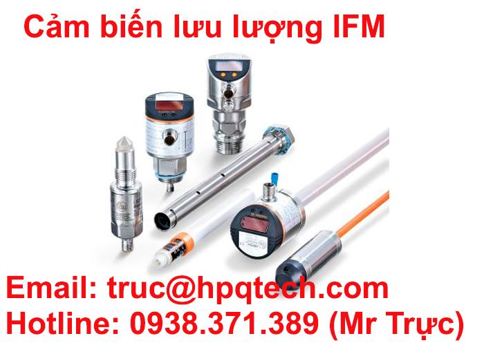 Phân phối IFM tại Việt Nam